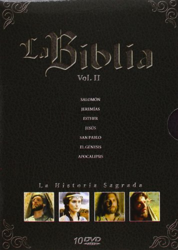 Biblia - La Historia Sagrada Volumen II [DVD]