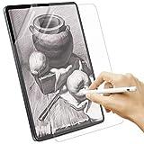 Sross 2 Piezas para iPad Pro 12.9 Protector de Pantalla Paper Feel Compatible con iPad Pro 12,9 2020/2018/2021 (4ª/3rd Generación) Pet Mate Película de Pantalla, Anti Reflejante para Dibujar