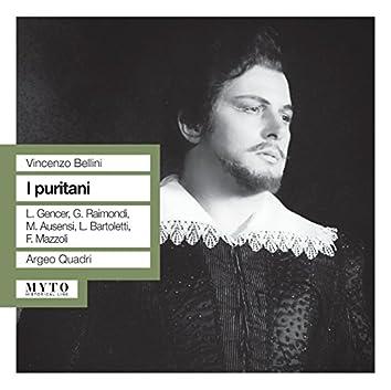 Bellini: I puritani (Recorded Live 1961)