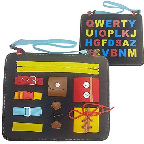 Juguete Fieltro Montessori Aprendizaje temprano Use