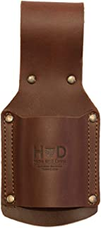 Hide & Drink, Leather Hammer Holster/Tool Holder/Organizer/Sheath/Case/Woodwork & Handcraft, Handmade Includes 101 Year Wa...