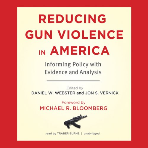 Reducing Gun Violence in America copertina