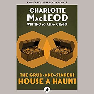 The Grub-and-Stakers House a Haunt audiobook cover art