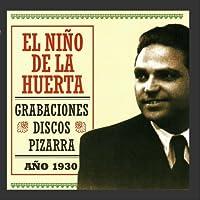 Grabaciones Discos Pizarra by El Ni?o de la Huerta
