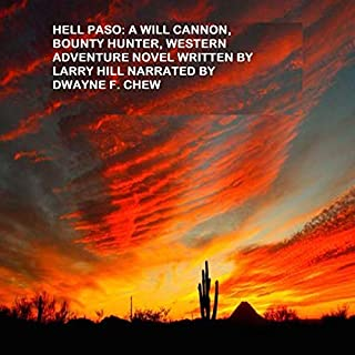 Hell Paso audiobook cover art