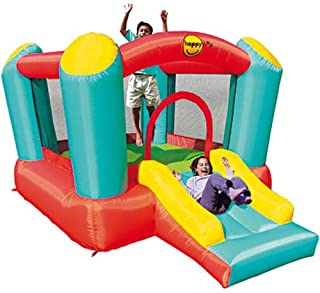 Happy Hop Inflatable Bouncer, Ages 3 Years and Above - 9220B