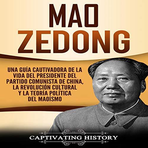 Mao Zedong (Spanish edition) audiobook cover art