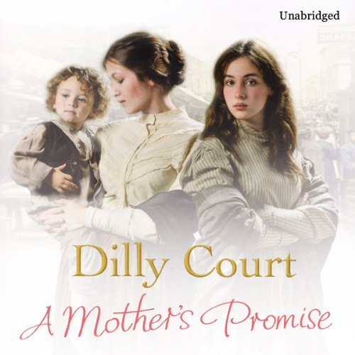 A Mother's Promise audiobook cover art