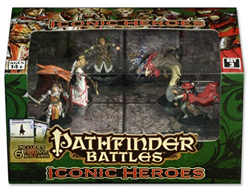WizKids Pathfinder Battles: Iconic Hordes Box Set