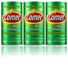 Comet Cleaner with Bleach Powder 14-Ounces   Scratch-Free   3-Pack