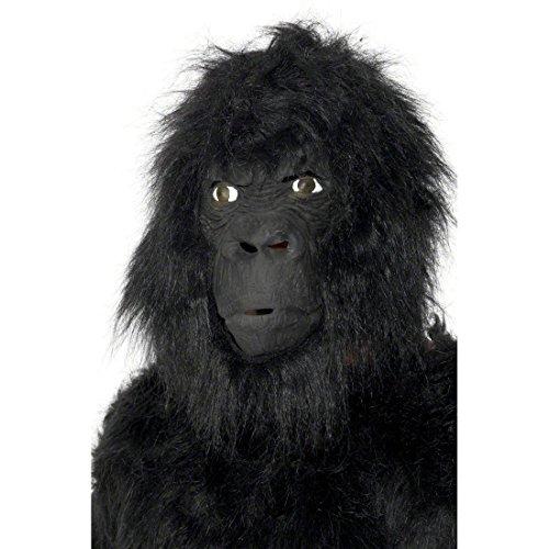 NET TOYS Máscara de Mono o Gorila Careta Animal...