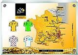 Am Ball Com GmbH Tour de France 2017 – Camiseta de la colección rosa