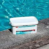 BAYROL Soft & Easy - Granulado de oxígeno Activo (2,24 kg), Color Blanco