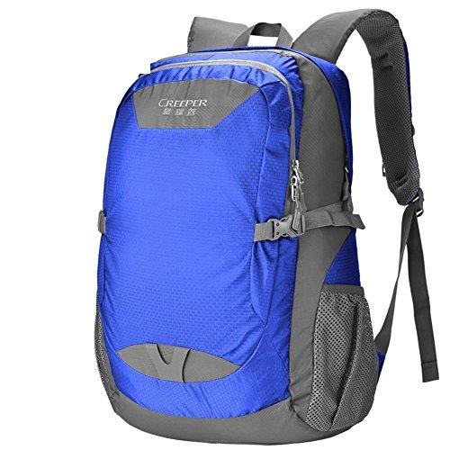 éclairage d'alpinisme Sac/Sac à bandoulière/Sports Bleu 40L