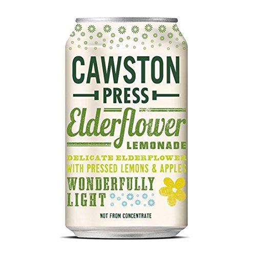 Cawston Press Cawston Press Sparkling Elderflower Lemonade Can 330ml