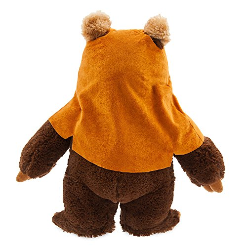 Star Wars Wicket Ewok Plush - Star Wars: Return of the Jedi 35th Anniversary - Large