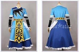 サガフロンティア ブルー風 コスプレ衣装 男性オーダーサイズ
