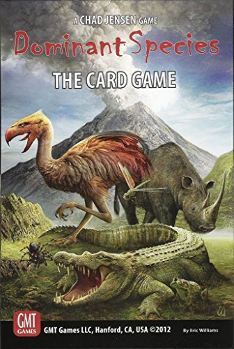 Dominant Species: Card Game