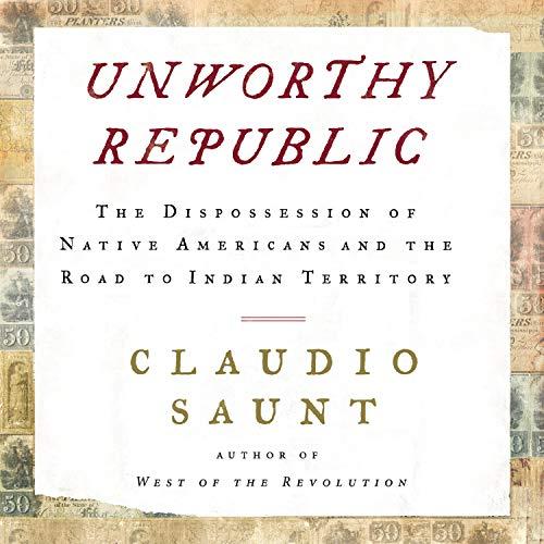 Unworthy Republic cover art
