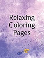 Relaxing Coloring Pages