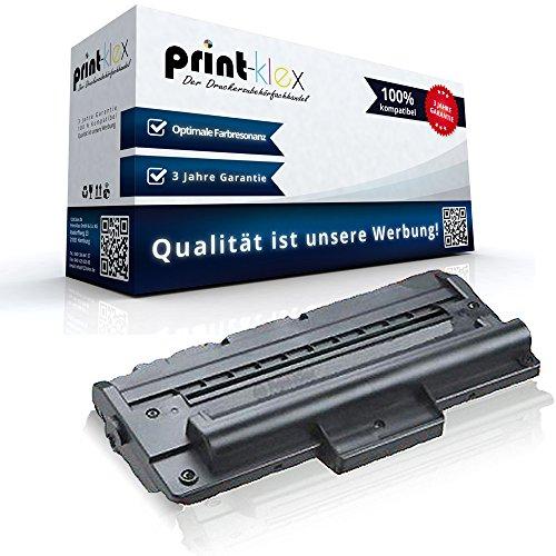 Print-Klex - Cartuccia toner compatibile per Samsung SCX 4200 SCX 4200 F SCX 4200 R nero, serie Office Plus
