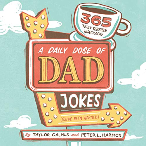 Product Image of the A Daily Dose of Dad Jokes