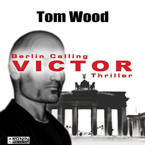 Victor: Berlin calling audiobook cover art