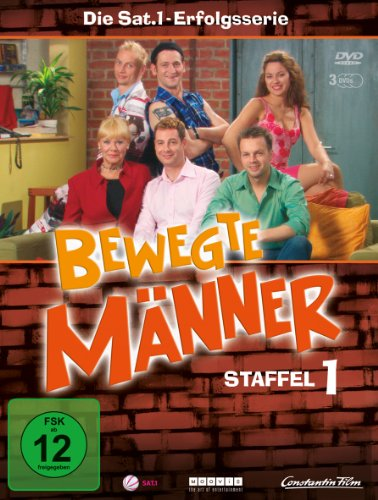 Bewegte Männer - Staffel 1 [3 DVDs]