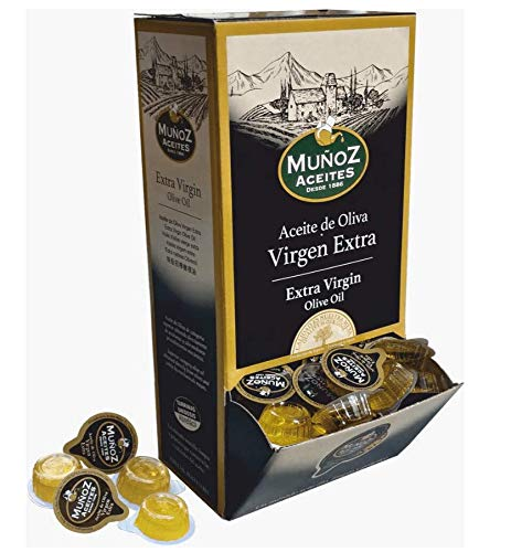 168 MONODOSIS Aceite de Oliva Virgen Extra DE 10 ml –...
