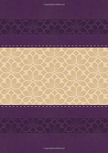 The KJV Cross Reference Study Bible [purple]