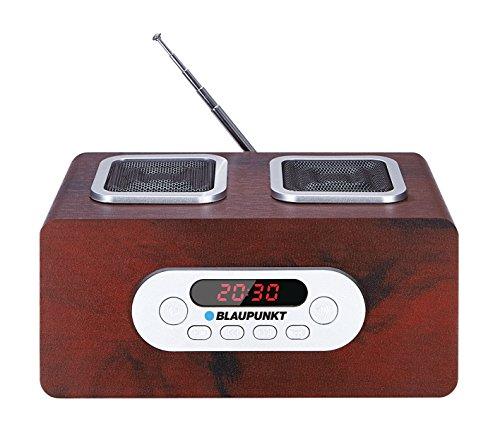 Blaupunkt PP5BR tragbares Radio mit MP3-Player (USB (32GB)/SD, LCD-Display, Romote Control)