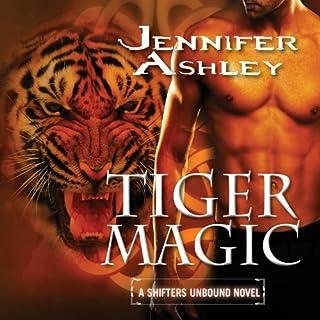 Tiger Magic audiobook cover art