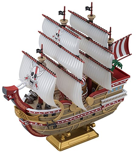 Bandai Hobby Sailing Ship Collection Red Force One Piece Modellbausatz