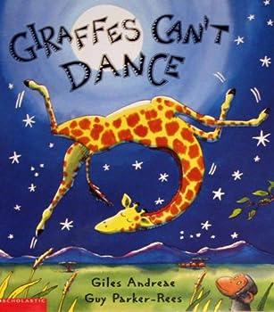 Paperback Giraffes Can't Dance Book