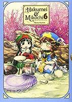 Hakumei & Mikochi: Tiny Little Life in the Woods, Vol. 6