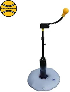 Topspin Master | Tennis Swing Trainer and Practice Tool – Ideal Self Training Aid – Innovative Tennis Training Equipment for Coaches, Kids and Adults – Beg, Intermediate, to Advanced