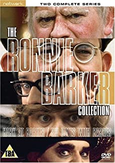 The Ronnie Barker Collection - Hark At Barker / Six Dates With Barker