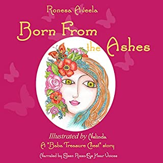 Born from the Ashes audiobook cover art