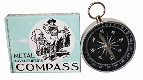 Mini Metal Compass