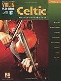 Celtic: Violin Play-Along Volume 4 (Hal Leonard Violin Play Along)
