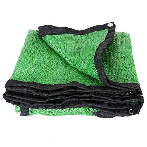 WGEMXC - Lona impermeable para toldo, mosquitera, tela para sombra, 90% de protección solar, aislamiento térmico, pérgolas para cubierta de planta de casa verde, 19 tamaños, 25 m