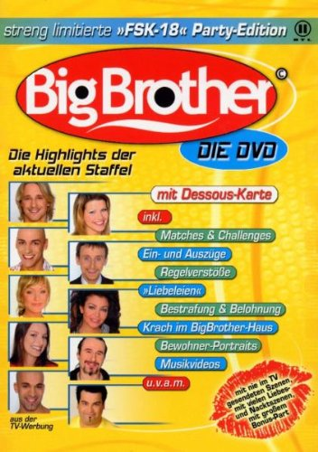 Big Brother - Die DVD (Limited Party-Edition)