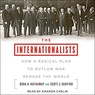 The Internationalists cover art