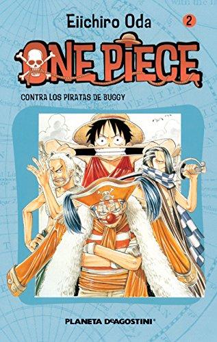 One Piece nº 02: Contra los piratas de Buggy: 103 (Manga Shonen)