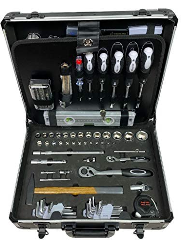 Kraftwelle Werkzeugkoffer 149-Teilig