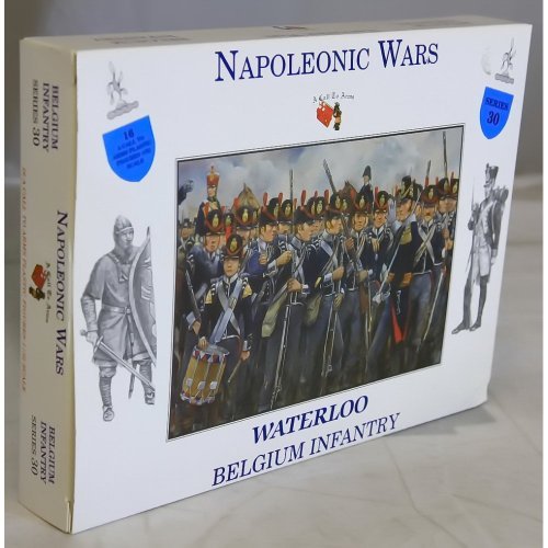 A Call To Arms 1/32 Napoleonic Waterloo Belgian I