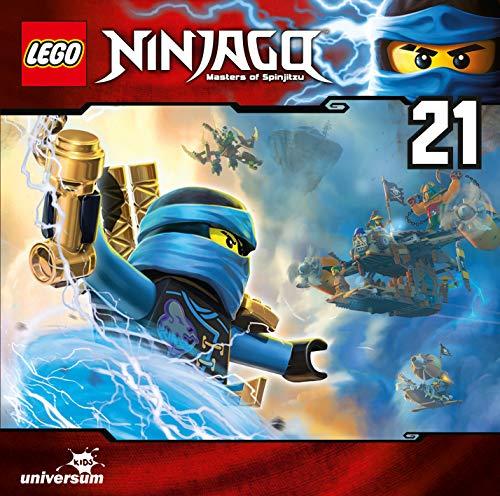 Ninjago - Hörspiel, Vol.21