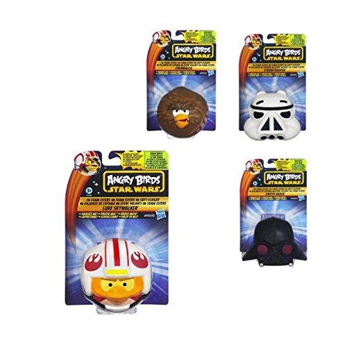 Hasbro Gwiezdne Wojny Angry Birds Piankowa Postać (Star Wars) [FIGURKA]