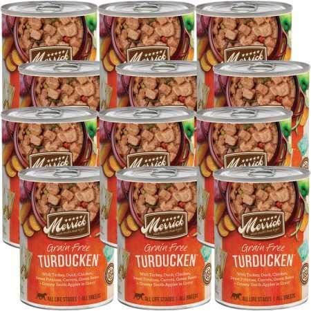 Merrick Classic Grain Free Canned Dog Food