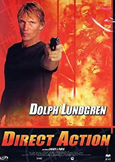 Direct Action by Dolph Lundgren